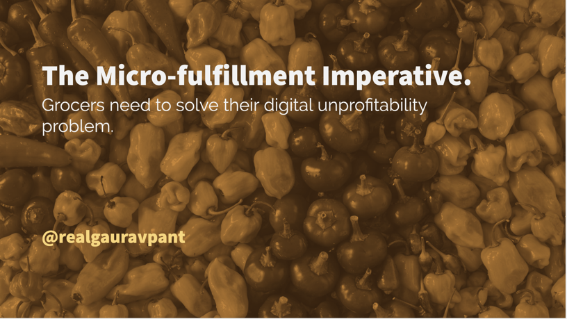 The Micro-fulfillment Imperative, Blog
