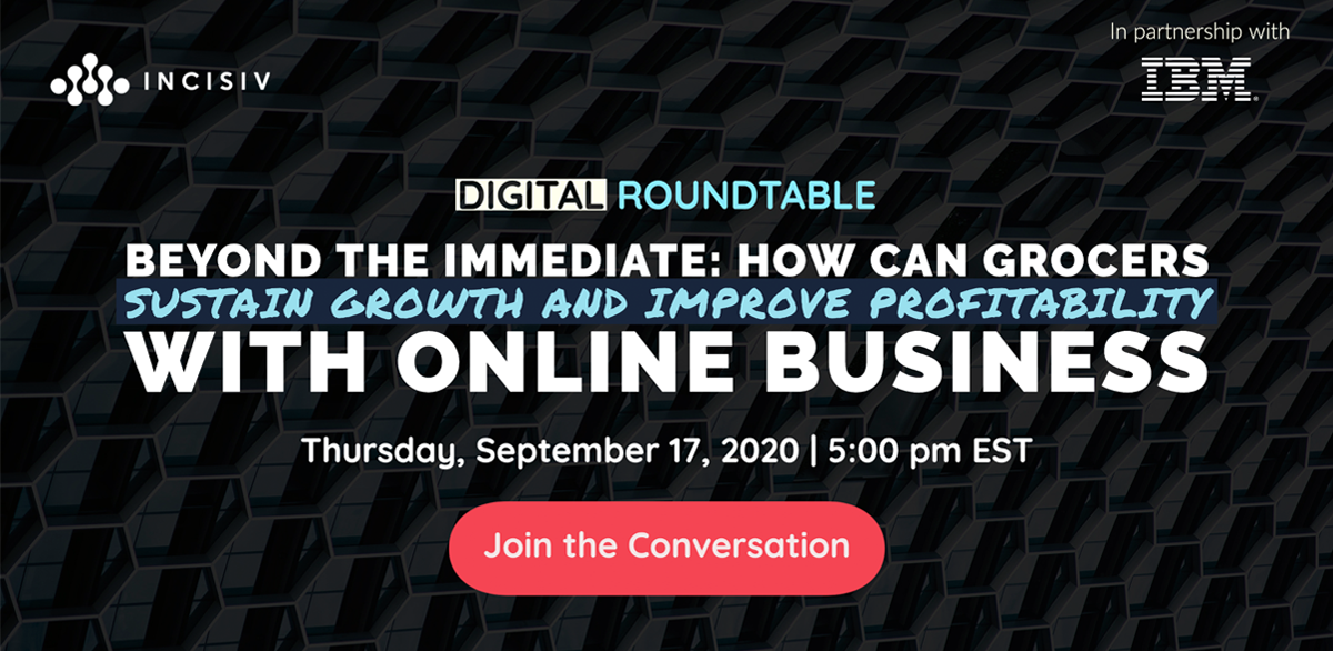 Beyond The Immediate: How Can Grocers Sustain Growth and Improve Profitability With Online Business