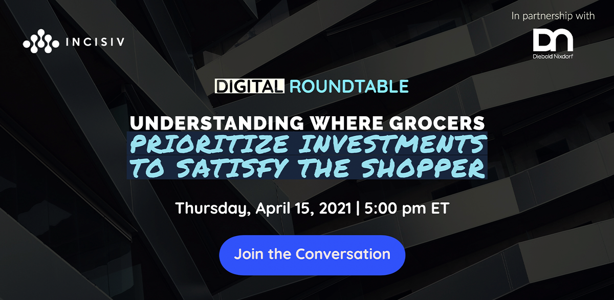 Understanding Where Grocers Prioritize Investments to Satisfy the Shopper