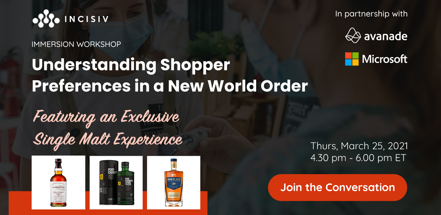 Understanding Shopper Preferences in a New World Order