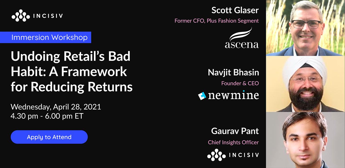 Undoing Retail's Bad Habit: A Framework for Reducing Returns