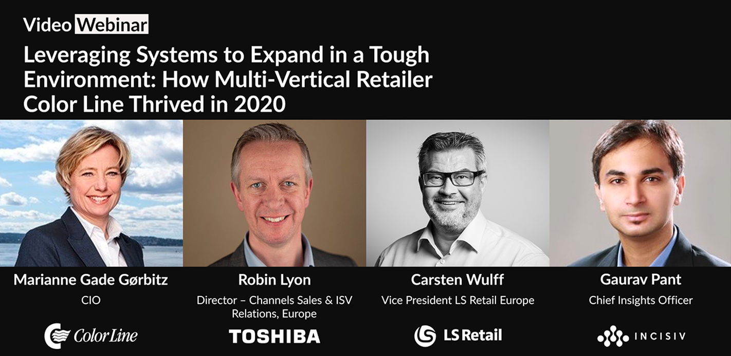 Leveraging Systems to Expand in a Tough Environment: How Multi-Vertical Retailer Color Line Thrived in 2020