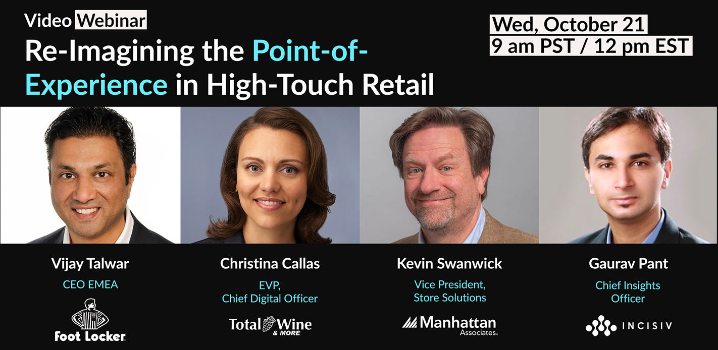 Re-Imagining the Point-of-Experience in High-Touch Retail