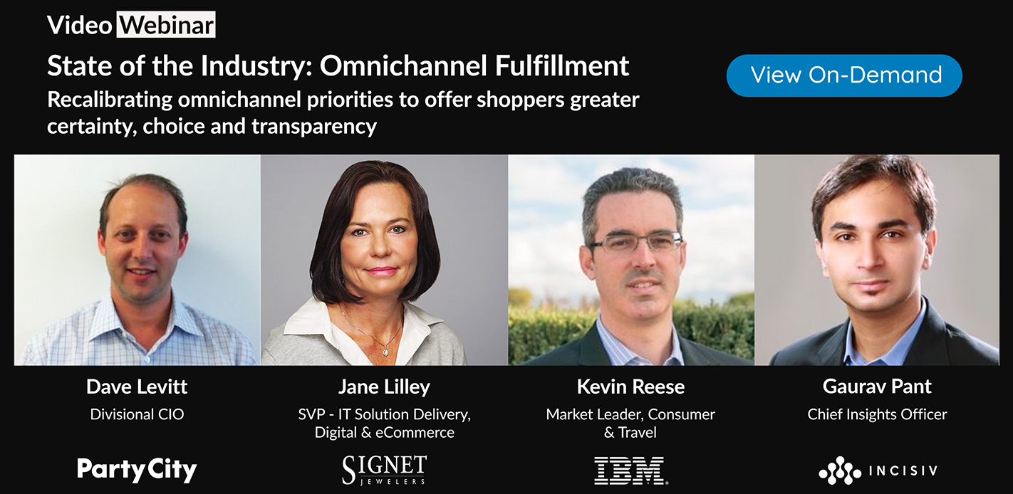 State of the Industry: Omnichannel Fulfillment