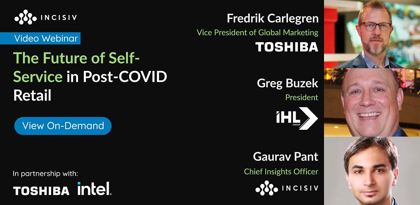 The Future of Self-Service in Post-COVID Retail
