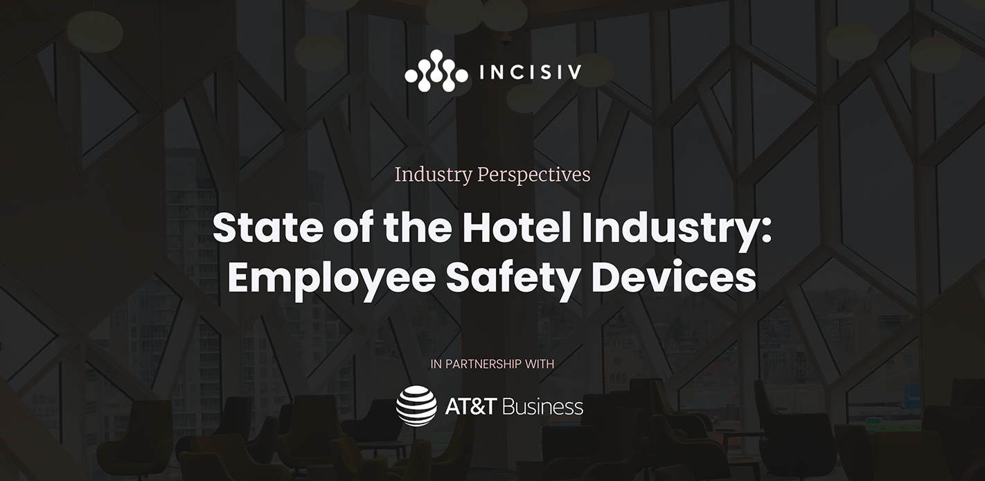 State of the Hotel Industry: Employee Safety Devices