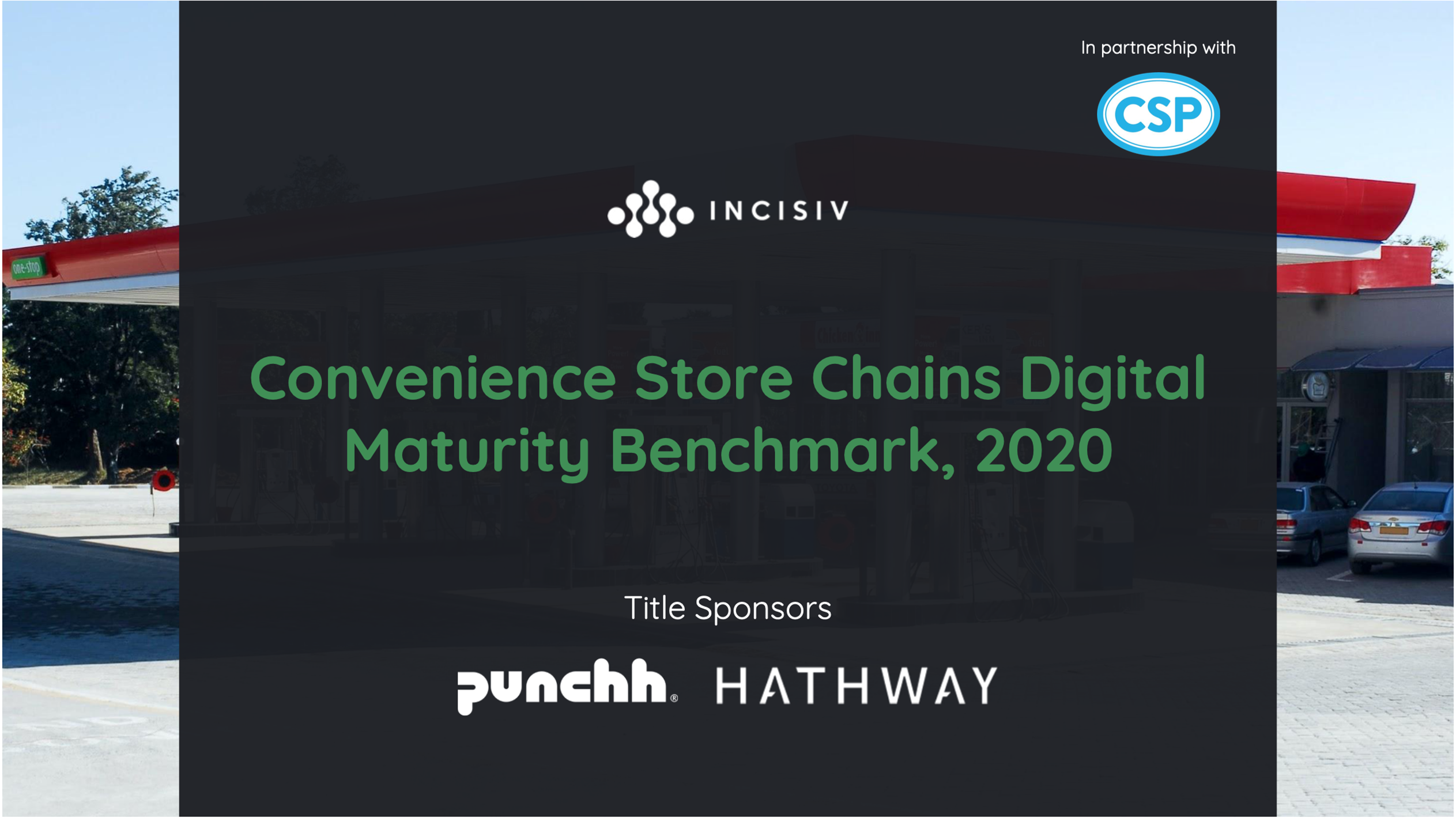 Convenience Store Chains Digital Maturity Benchmark, 2020