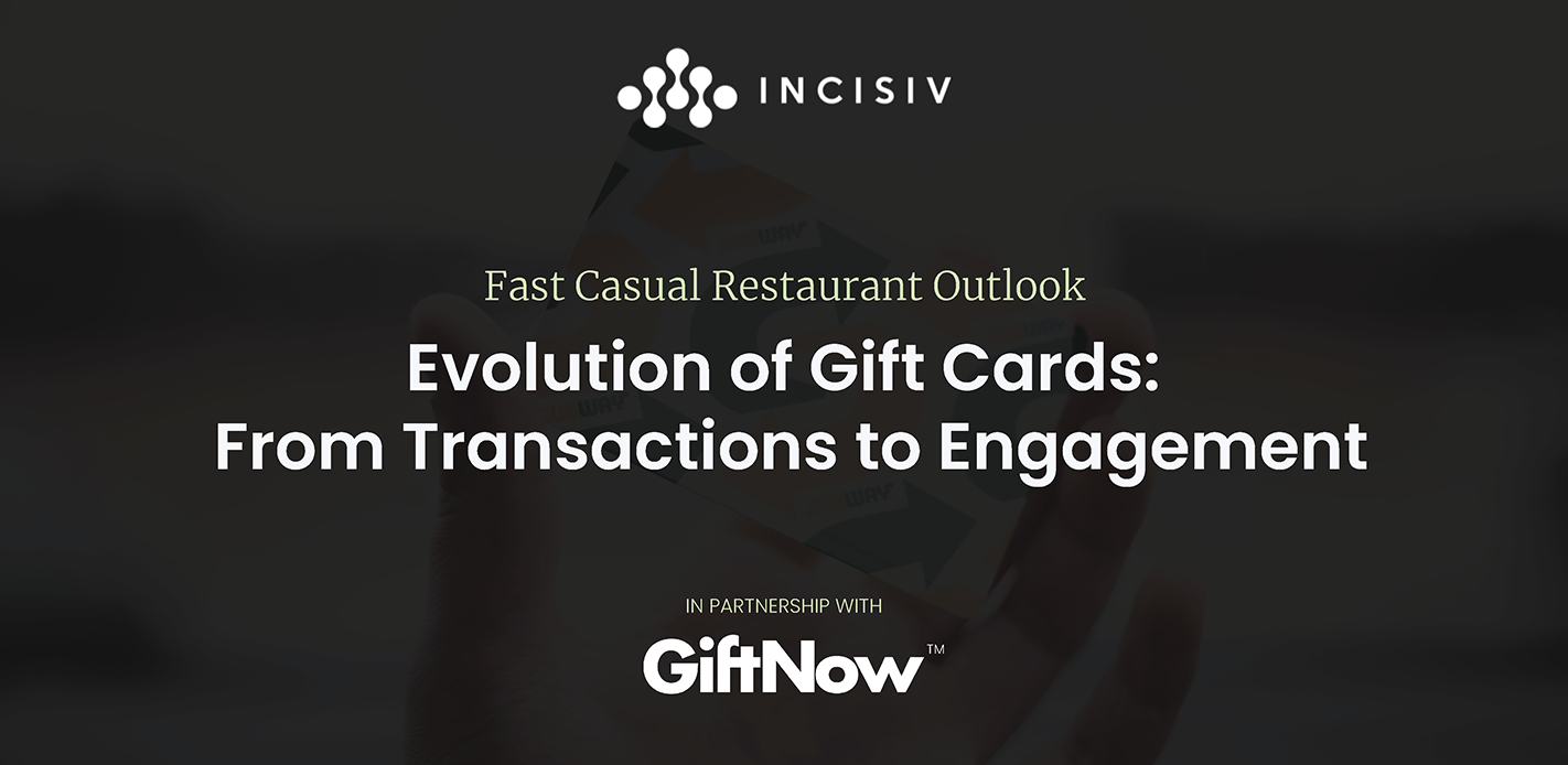 Evolution of Gift Cards: From Transactions to Engagement