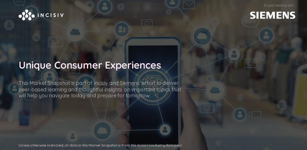 Unique Consumer Experiences