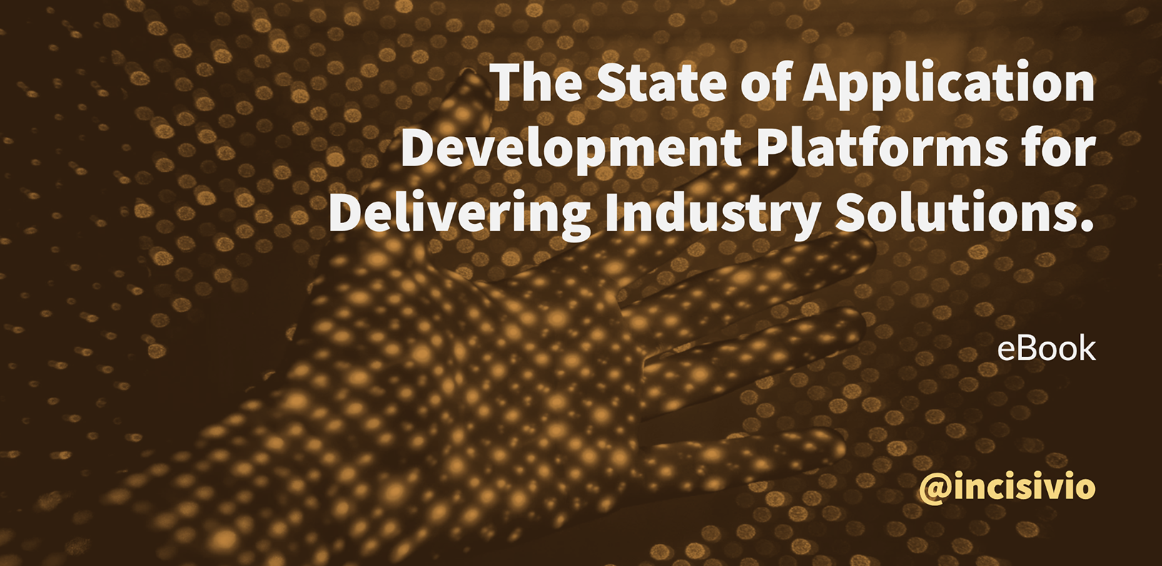 The State of Application Development Platforms for Delivering Industry Solutions