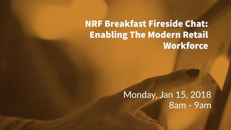 NRF Breakfast Fireside Chat