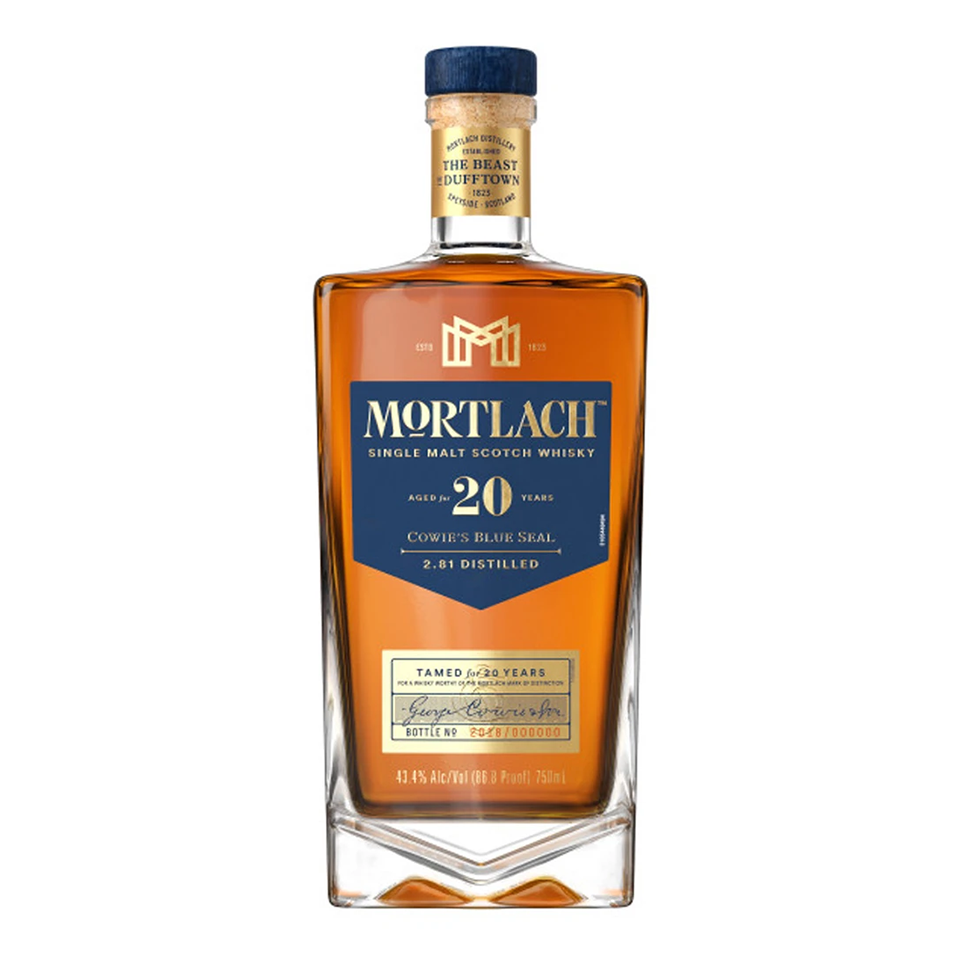 Mortlach 20 Year Old Single Malt