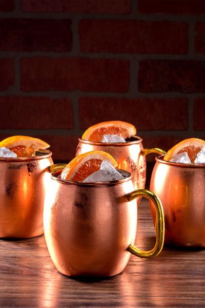 Orange Mule