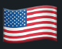 USA, flag, Incisiv